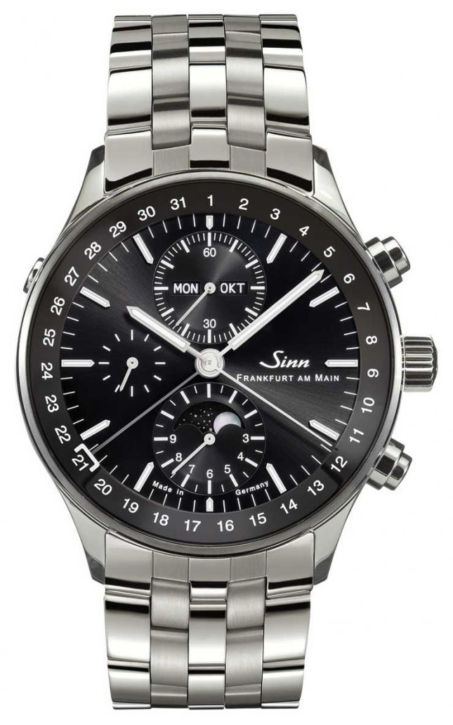 Sinn The Frankfurt Financial District Watch 6012.010 BRACELET