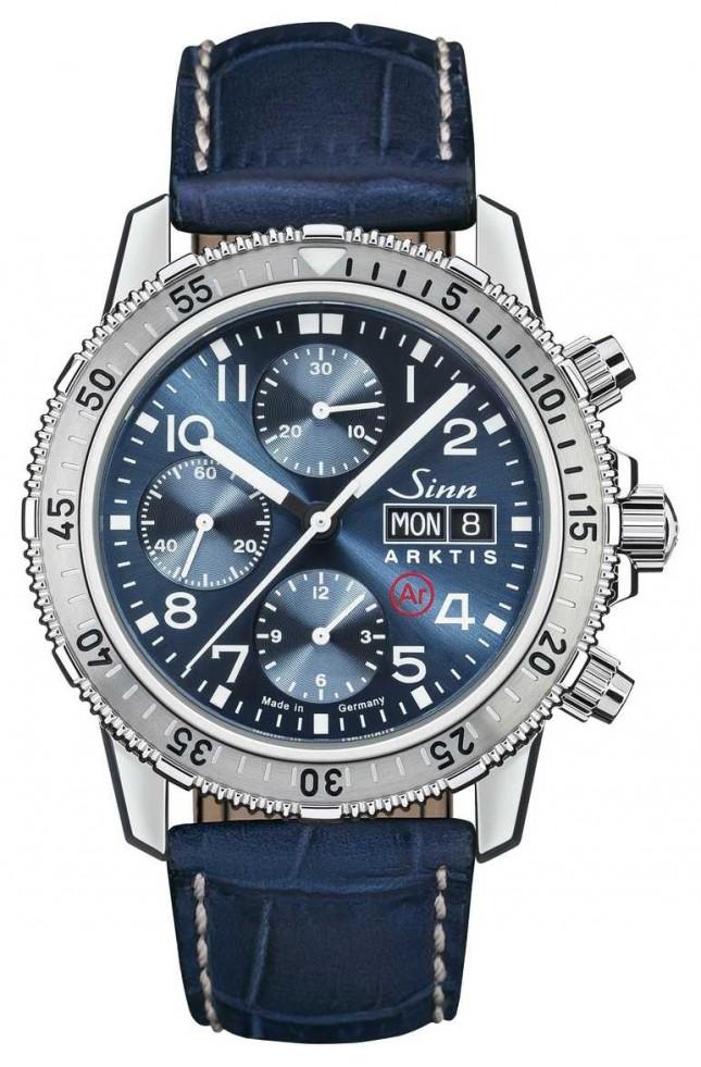 Sinn ARKTIS II Diving Chronograph 206.012 COWHIDE STRAP