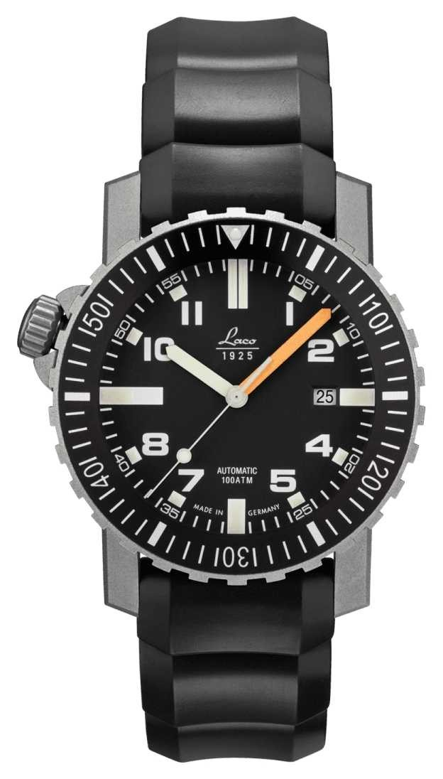 Laco | Ocean | Squad Watches | Rubber 861704