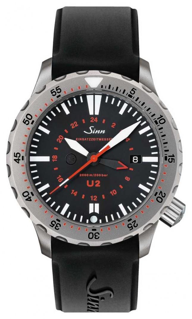 Sinn Diving Watch U2 (EZM 5) 1020.010