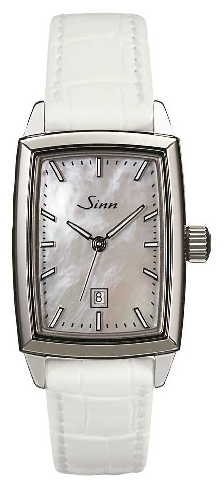 Sinn Model 243 Ti Mother-of-pearl W 243.011