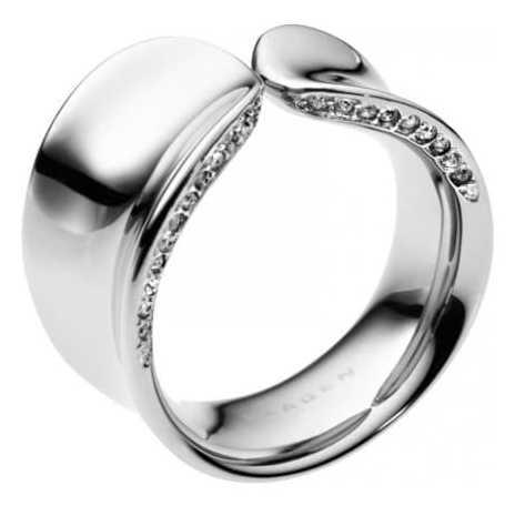 Skagen Crystallized Ring UK Size M 1/2 SKJ0098040505