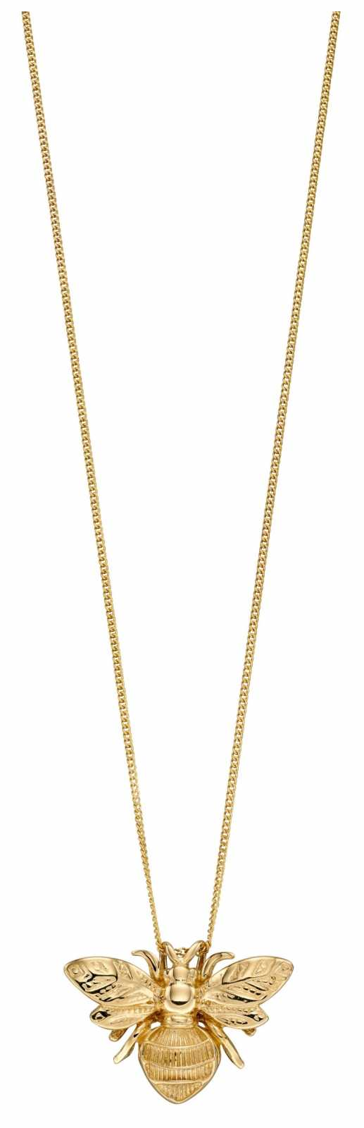 Elements Gold 9k Yellow Gold Bee Pendant ONLY GP2151