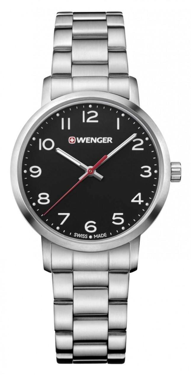 Wenger Women's Avenue Stainless Steel Bracelet Watch 01.1621.102