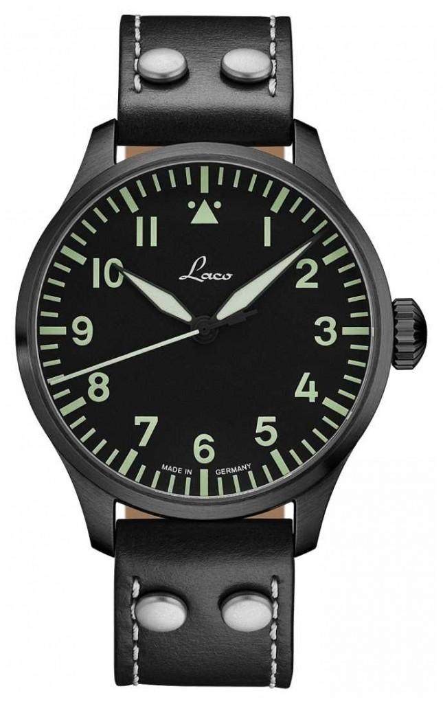 Laco | Altenburg 42 | Pilot Watches A | Black 861759