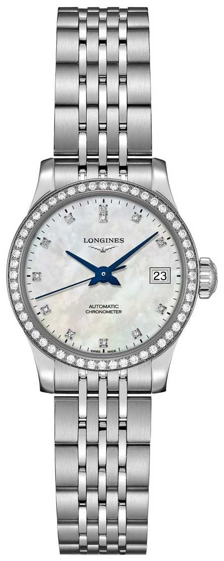 Longines | Record | Woman's | Swiss Automatic | L23200876
