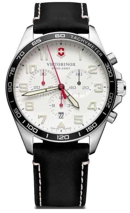 Victorinox Swiss Army | Mens Fieldforce | Chronograph | White | 241853