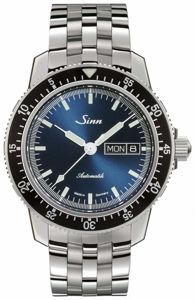 Sinn 104 St Sa I B | Fine Link Stainless Steel Bracelet 104.013 FINE LINK BRACELET