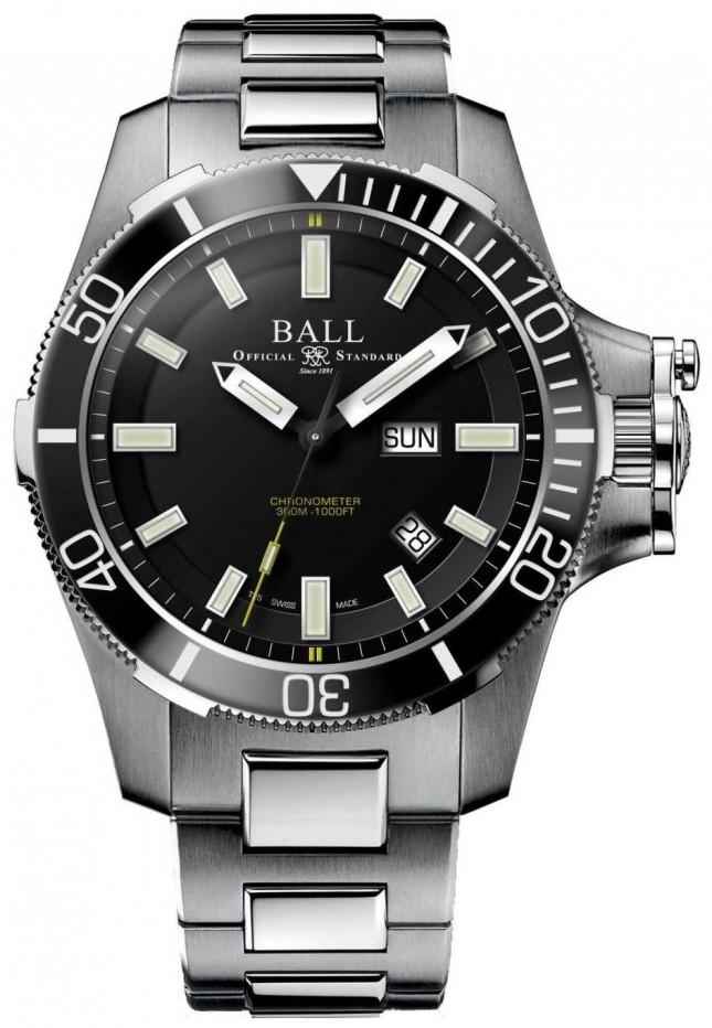 Ball Watch Company Engineer Hydrocarbon 42mm Submarine Warfare Ceramic DM2236A-SCJ-BK