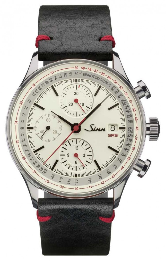Sinn 910 SRS The column wheel chronograph 910.020