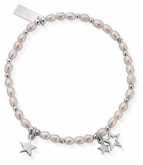 ChloBo | Life Long Magic | Pearl Bracelet | 18cm | SBLLMAGIC18