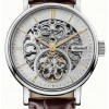 Ingersoll Mens The Charles Automatic Brown Leather Strap I05801