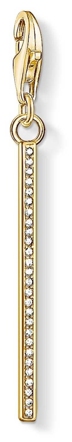 Thomas Sabo Vertical Gold Bar Zirconia Set 1577-414-14