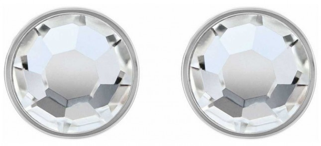 Tommy Hilfiger Classic Signature | Crystal Set | Stainless Steel Earrings 2780283