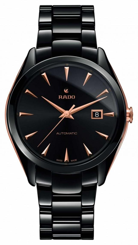 RADO HyperChrome Automatic Plasma High-Tech Ceramic Watch R32252162