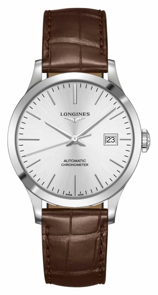 Longines | Record | Men's | Swiss Automatic | L28204722