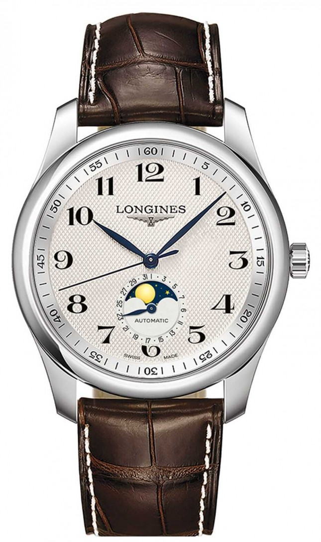 Longines Master Collection | Moonphase | Men's | Swiss Automatic | L29094783