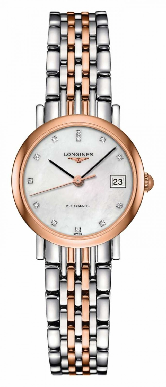 Longines | Elegant Collection | Women's 25.5mm | Swiss Automatic | L43095877