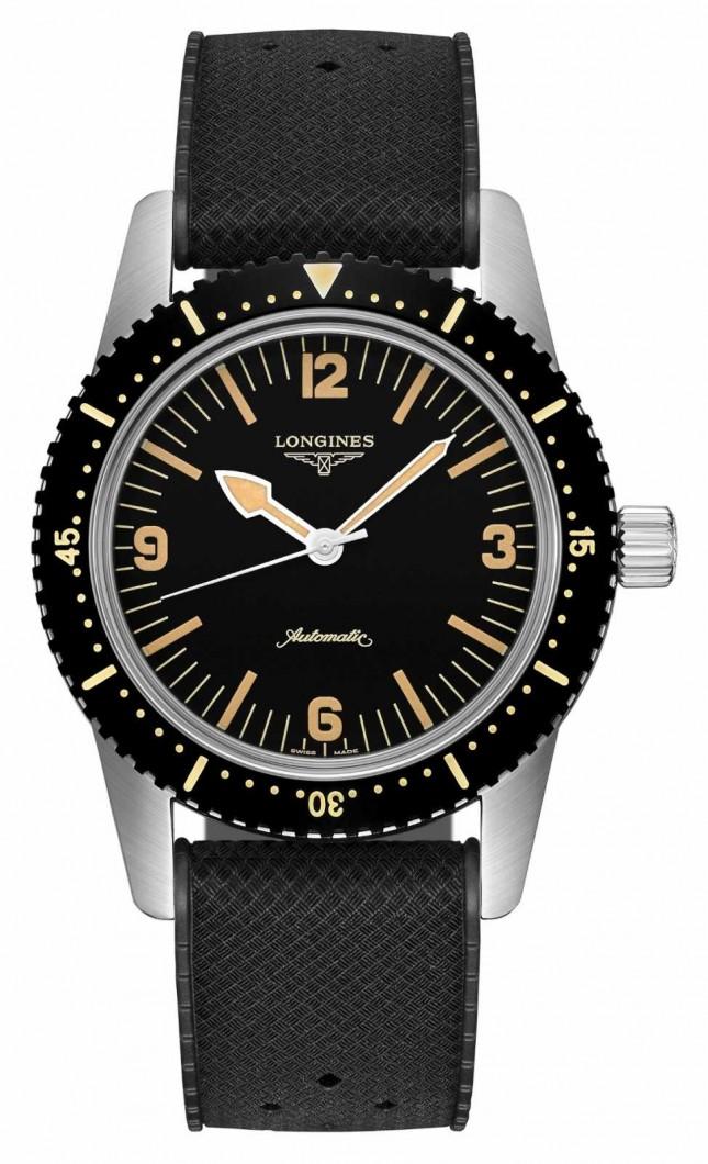 Longines | Skin Diver Watch Heritage | Men's | Swiss Automatic | L28224569