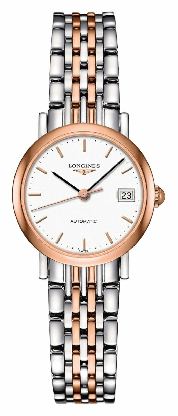 Longines | Elegant Collection | Women's 25.5mm | Swiss Automatic | L43095127