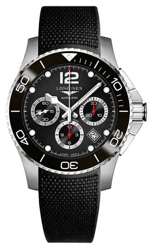 Longines | HydroConquest Ceramic | Men's 43mm | Swiss Automatic | L38834569