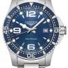 Longines | Hydroconquest | 41mm Case | Blue Dial | Swiss Quartz L37404966