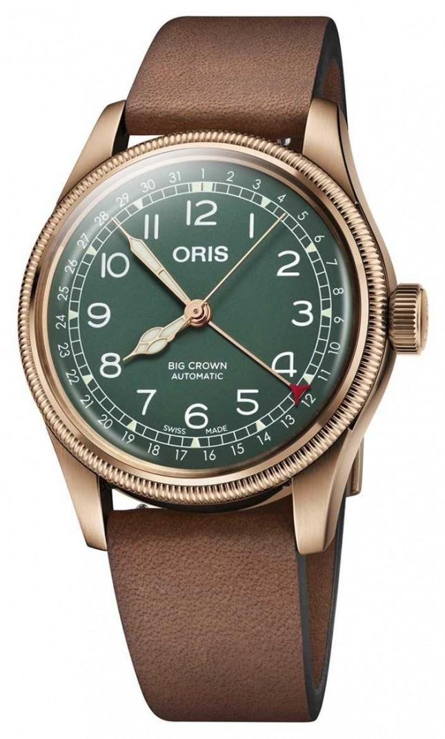 ORIS | Big Crown Pointer Date 80th Anniversary Edition | 01 754 7741 3167-07 5 20 58BR