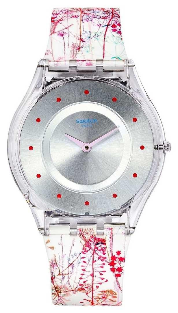 Swatch | Skin Classic | Jardin Fleuri Watch | SFE102