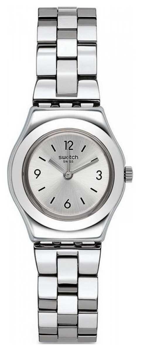Swatch | Iron Lady | Gradino Watch | Metal Bracelet | YSS300G