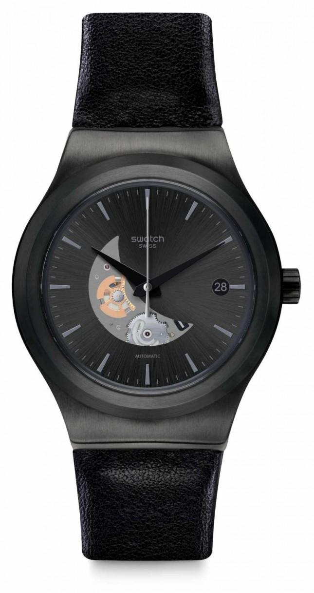 Swatch   Sistem51 Irony   Sistem Pilote Watch   YIB404