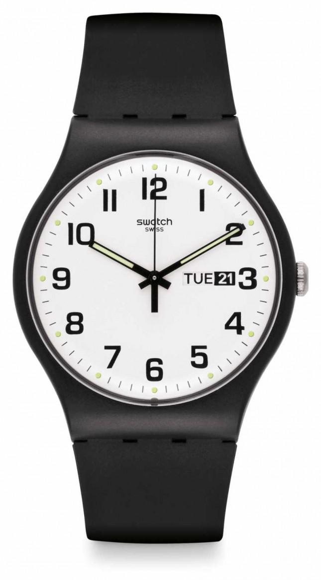 Swatch | New Gent | Twice Again Watch | SUOB705
