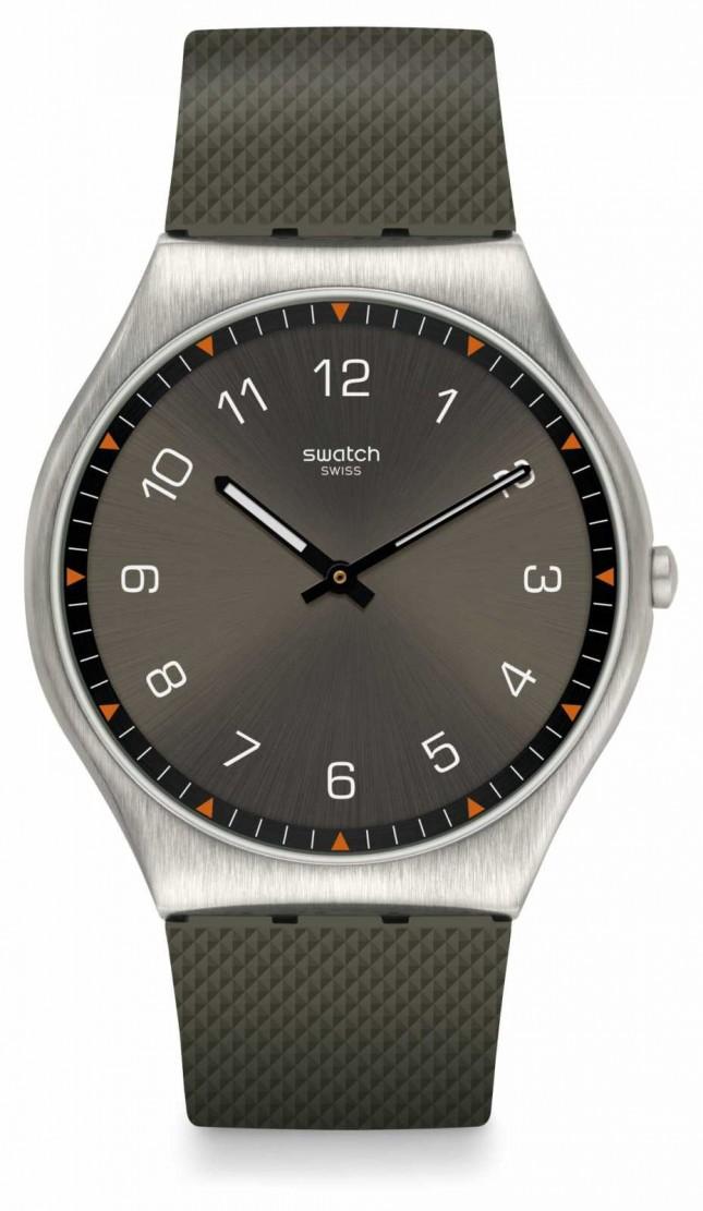 Swatch   Skin Irony 42   Skinearth Watch   SS07S103