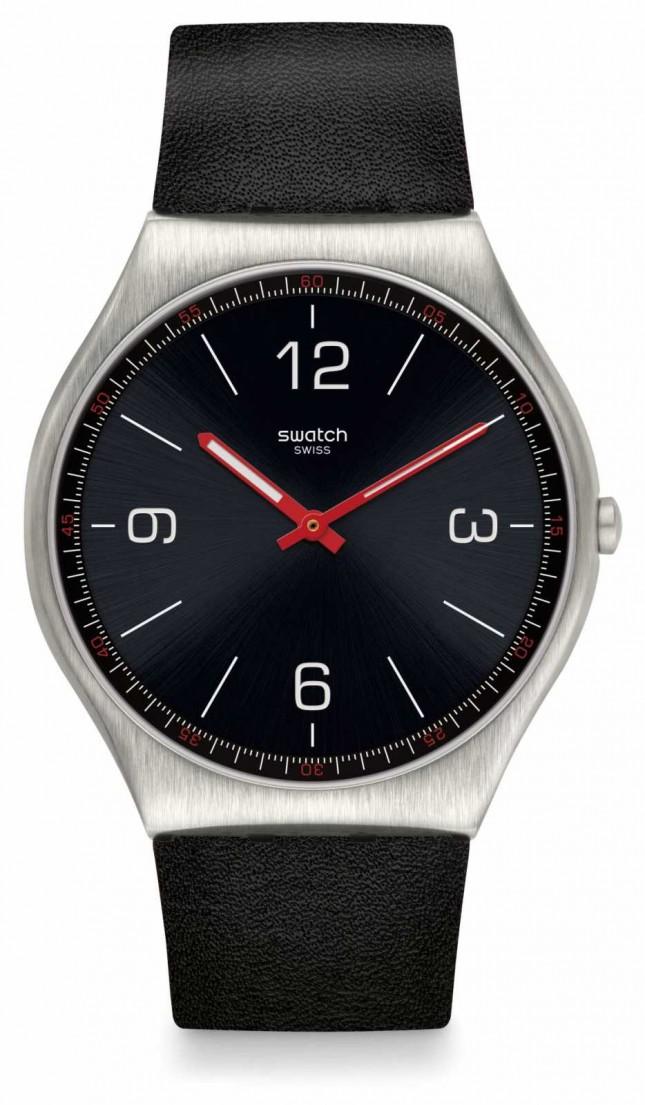 Swatch   Skin Irony 42   Skinblack Watch   SS07S100