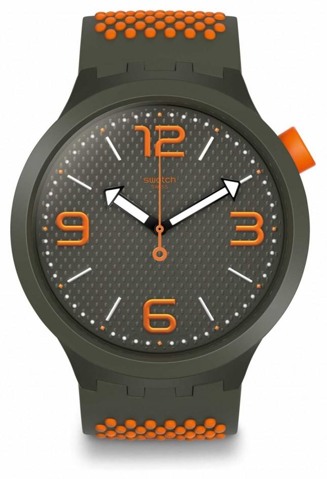 Swatch | Big Bold | BBBeauty Watch | Khaki SO27M101
