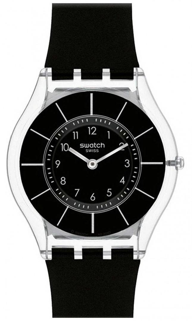 Swatch | Skin Classic | Black Classiness Watch | SFK361