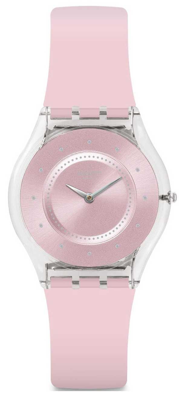 Swatch | Skin Classic | Pink Pastel Watch | SFE111