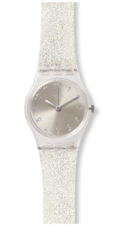 Swatch | Original Lady | Silver Glistar Too Watch | LK343E