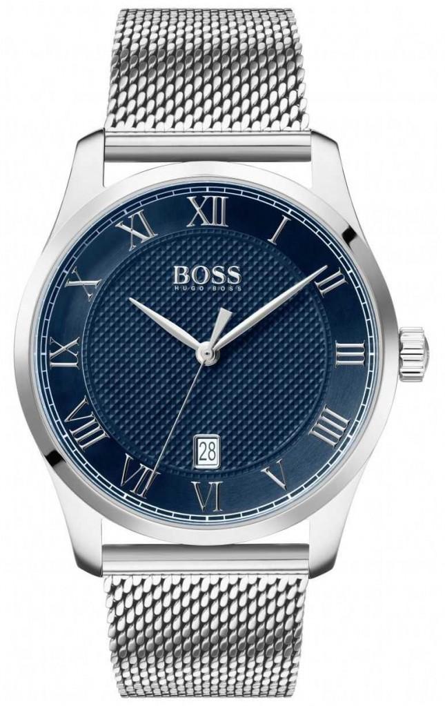 BOSS Master | Stainless Steel Mesh Bracelet | Blue Dial | 1513737