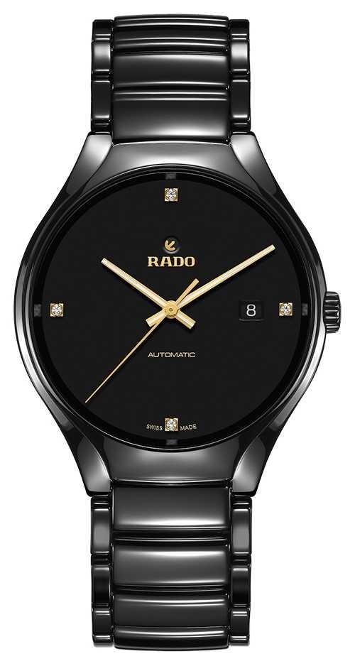 RADO True Automatic Diamonds High-Tech Ceramic R27056712