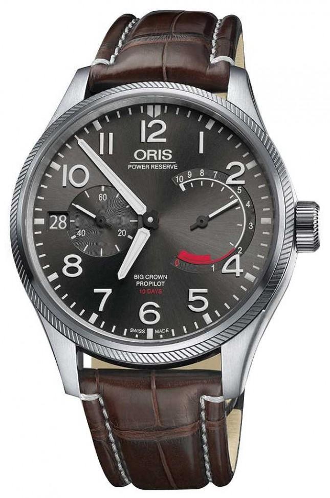 ORIS Big Crown ProPilot Calibre 111 Mens Watch 01 111 7711 4165-set 1 22 72fc