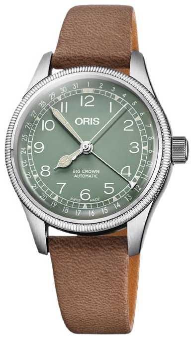 ORIS Big Crown Pointer Date 36mm Ladies Watch 01 754 7749 4067-07 5 17 68