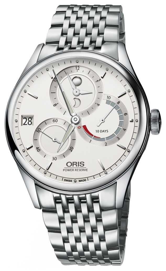 ORIS Artelier Calibre 112 Mens Watch 01 112 7726 4051-set 8 23 79