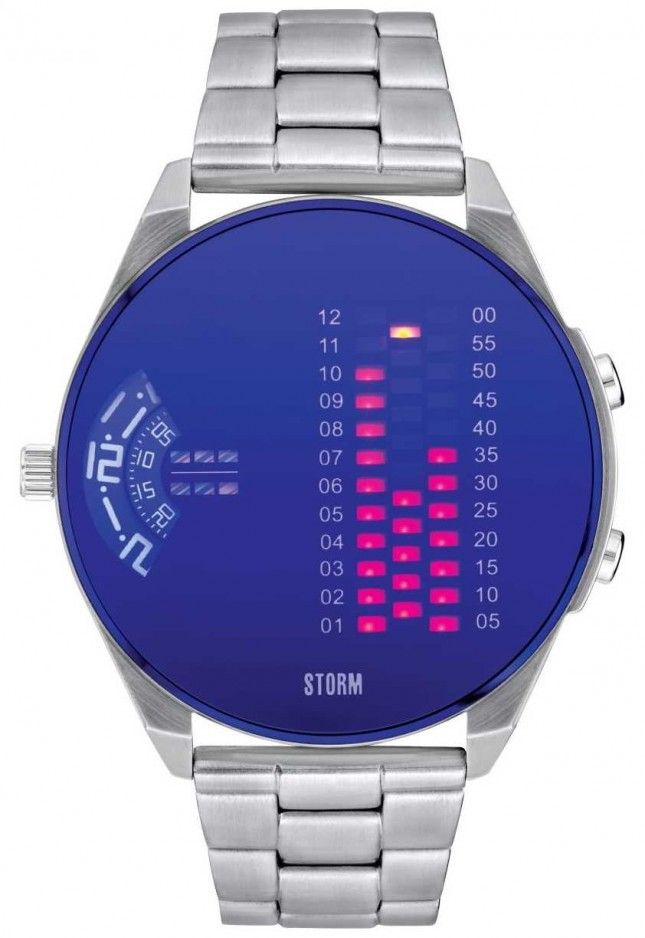 STORM | Digirem Lazer Blue Watch | 47431/LB