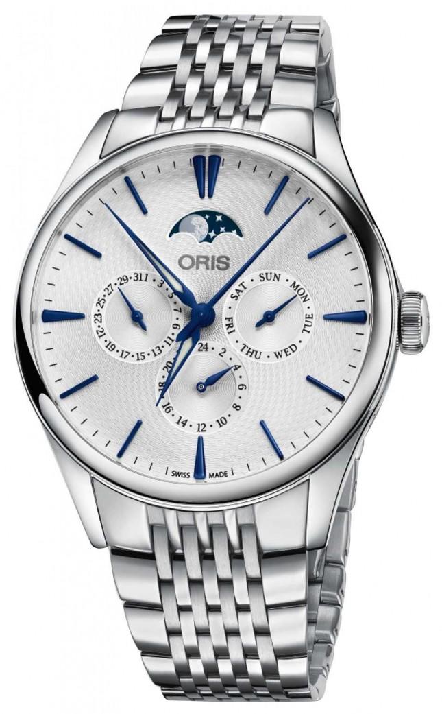 ORIS Artelier Complication Mens Watch 01 781 7729 4051-07 8 21 79