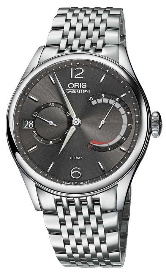 ORIS Artelier Calibre 111 Watch Swiss 01 111 7700 4063-set 8 23 79