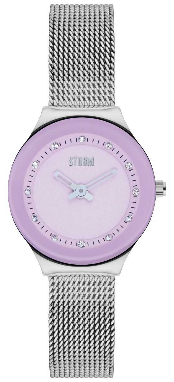 STORM | Arin Lavender Stainless Steel Watch | 47425/LAV