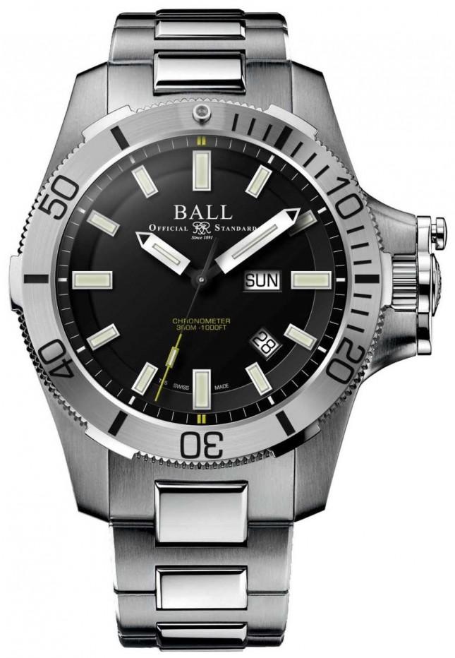 Ball Watch Company Engineer Hydrocarbon 42mm Submarine Warfare Stainless Steel DM2276A-SCJ-BK