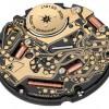 Junghans Max Bill MEGA MF Milanese Stainless Steel Bracelet 058/4821.44