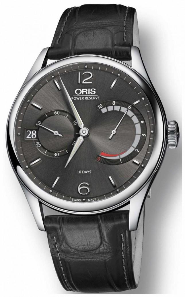 ORIS Artelier Calibre 111 Mens Watch 01 111 7700 4063-set 1 23 72fc