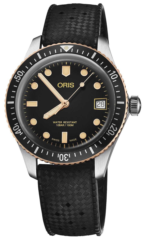 ORIS Divers Sixty Five 36mm Midsize Watch 01 733 7747 4354-07 4 17 18